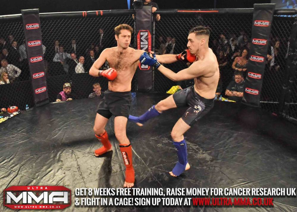 Get 8 weeks free training, raise money for cancer research and get to fight in a cage.